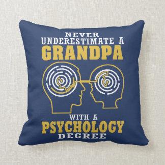 Almofada Vovô da psicologia