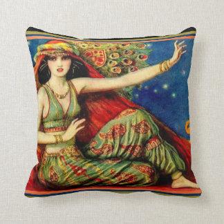 Almofada W.T. Travesseiros do art deco de Benda (1926)