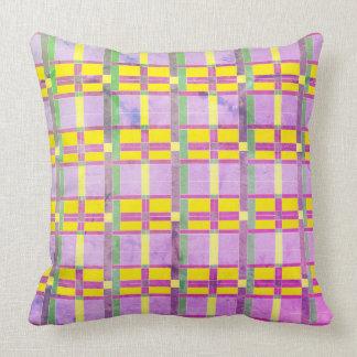 Almofada Xadrez Textured
