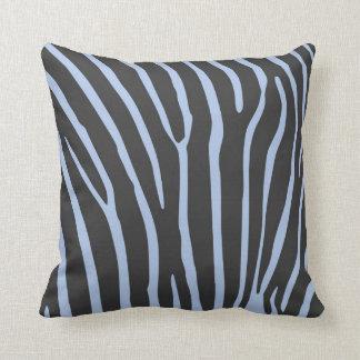 Almofada Zebra Blue