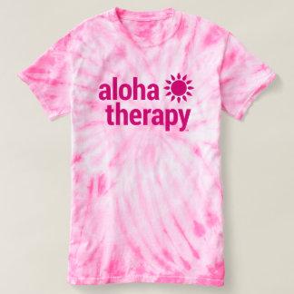 Aloha camisa da terapia