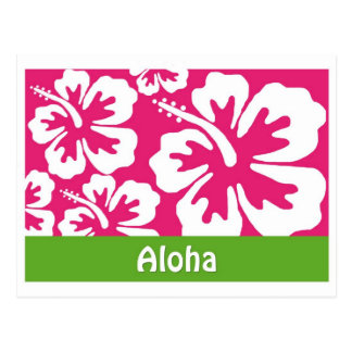 Aloha cartão