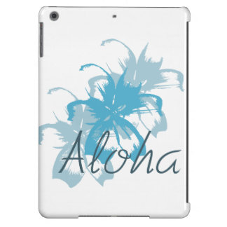 Aloha floral capa para iPad air