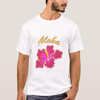 Aloha Havaí Camiseta