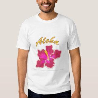 Aloha Havaí Camisetas