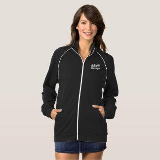 Aloha jaqueta da camisola da terapia