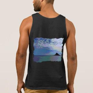 Aloha nas rochas regatas