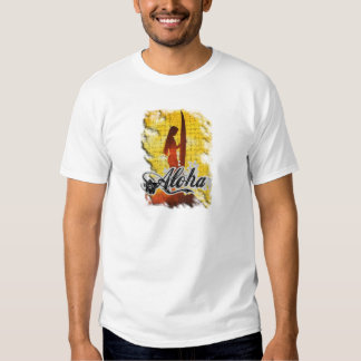 Aloha.png T-shirts