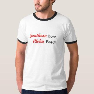 Aloha T do sul com banda Camiseta