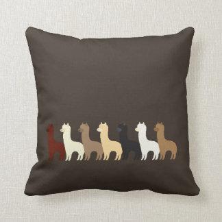 Alpaca Almofada