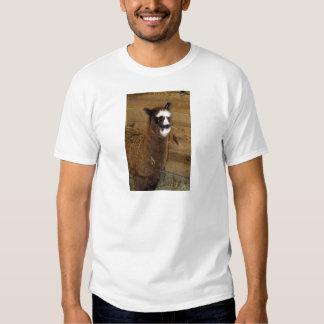 Alpaca pequena do bebê - pacos do Vicugna Camiseta
