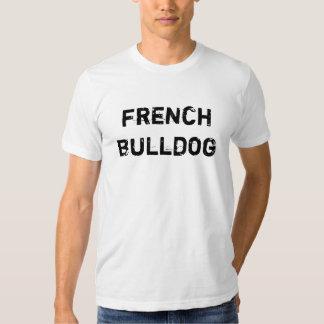 alpargata American cavalheiros French Bulldog (sig Tshirt