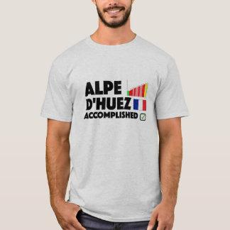 Alpe d'Huez realizou a camisa de ciclagem France