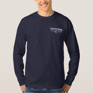 Alpinismo 2 camiseta