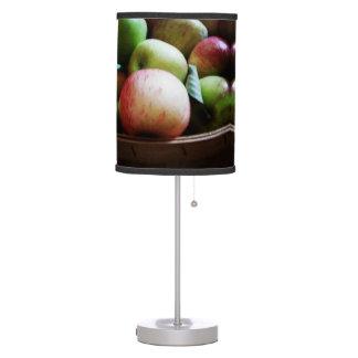 Alqueire de lâmpada das maçãs