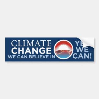 Alterações climáticas - autocolante no vidro trase adesivo para carro