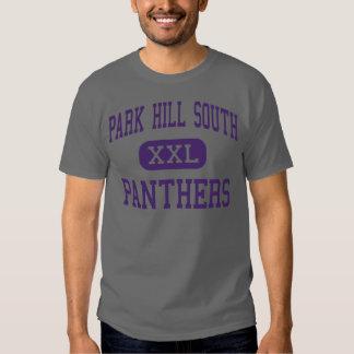Alto sul do monte do parque - panteras - - camisetas