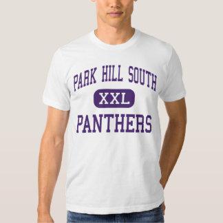Alto sul do monte do parque - panteras - - t-shirts