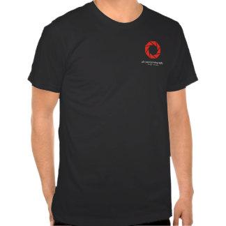 ALTONEPHOTO - Porque completo molde o PRETO Camisetas