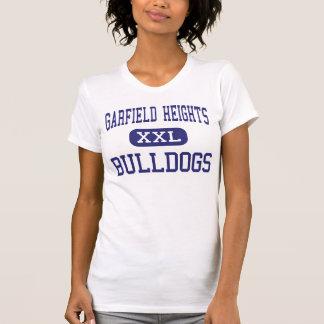 Alturas de Garfield - buldogues - altas - Tshirts
