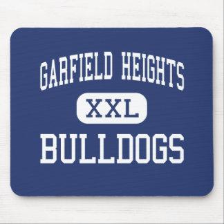 Alturas de Garfield - buldogues - altas - Clevelan Mouse Pad