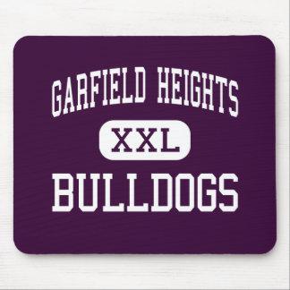 Alturas de Garfield - buldogues - alturas de Garfi Mouse Pad