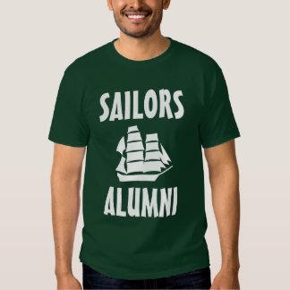 Alunos dos marinheiros t-shirts