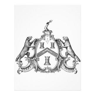 Alvenaria maçónica dos pedreiro do pedreiro da maç flyer 21.59 x 27.94cm