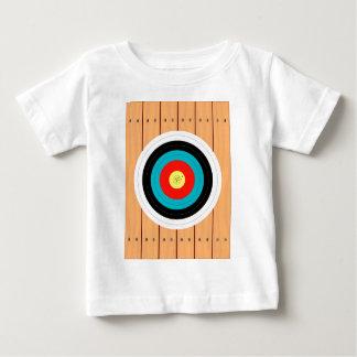 Alvo Camiseta Para Bebê