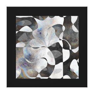 Amálgama Primeiro cópia das canvas do brilho Impressão De Canvas Esticada