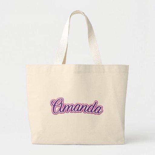 Amanda Bolsa Para Compras