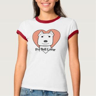 Amante de Pitbull Tshirts