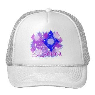 amante do diamante boné