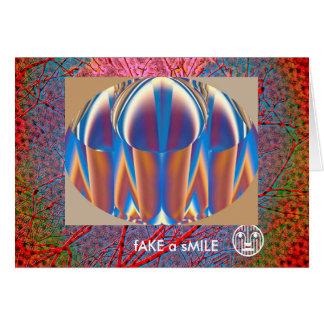 Amantes de natureza - modelo de HappyHolidays Cartão Comemorativo