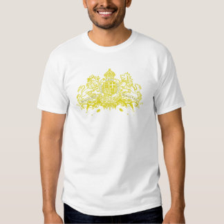 Amarelo da lembrança tshirt