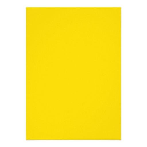 Amarelo do auto escolar convites