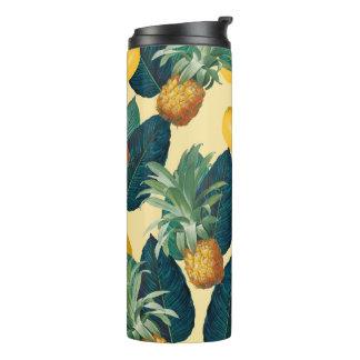 amarelo dos limões dos abacaxis