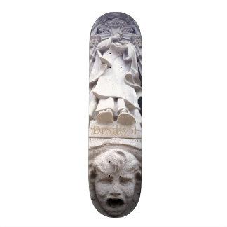 Amargura dos anjos shape de skate 18,7cm