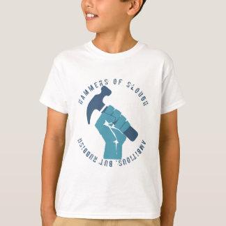 Ambicioso mas desperdícios camiseta