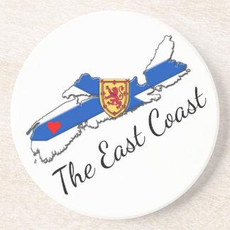 Ame a porta copos do coração N.S da costa leste