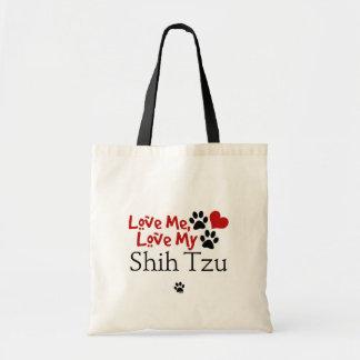 Ame-me, ame-o meu Shih Tzu Bolsa Para Compra