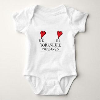 ame-me amor meus pudins de yorkshire, fernandes camiseta
