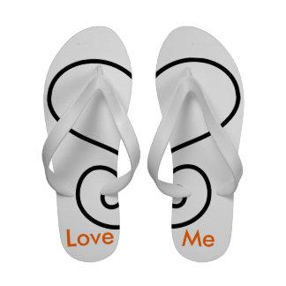 Ame-me chinelos