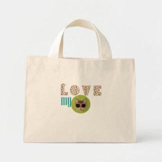 Ame meu bolsa do gato