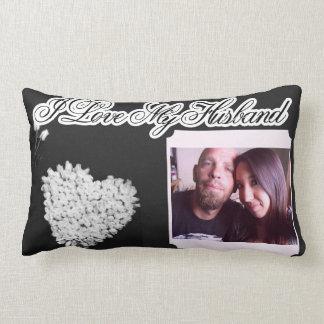 Ame meu travesseiro do marido almofada lombar