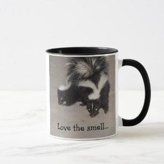 Ame o cheiro… Caneca