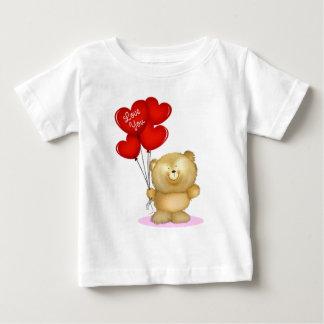 Ame-o urso de ursinho que guardara ballons do tshirt