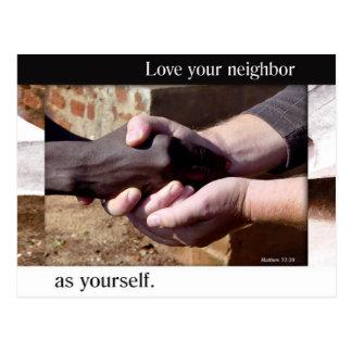 Ame seu cartão vizinho