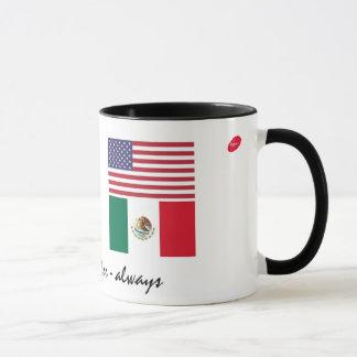 Ame Thy vizinho - sempre caneca de café 35