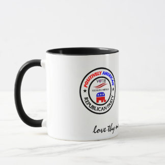 Ame Thy vizinho - sempre caneca de café 36